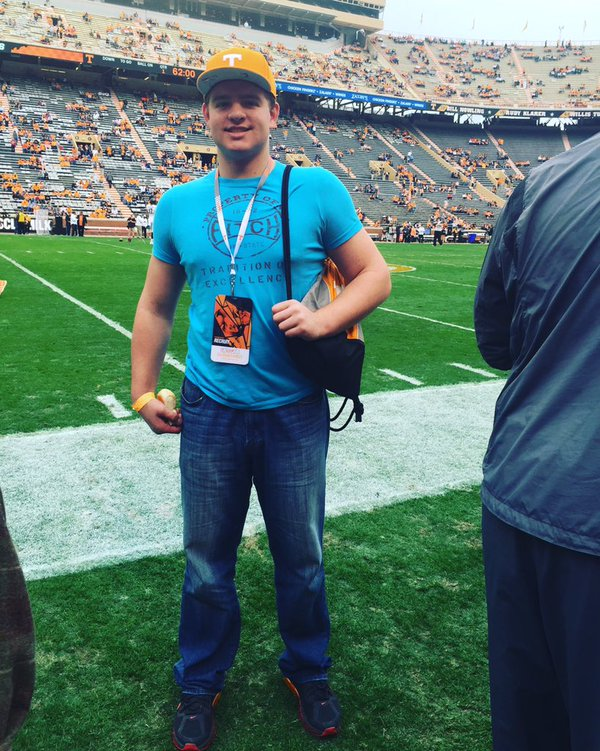 8th Grader Ramsey at Tenn